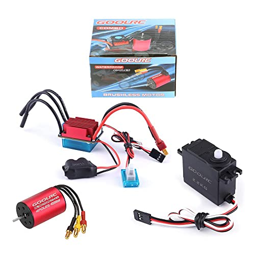 Incredible Rc Brushless Motor Esc Combo Amazon Com Wiring Cloud Hisonuggs Outletorg