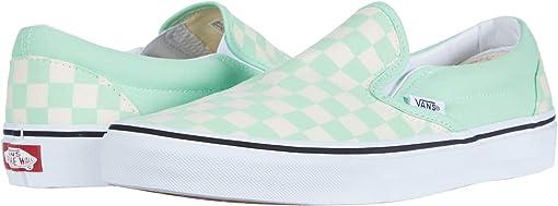 (Checkerboard) Green Ash/True White