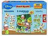 Educa 646761 - Manny Manitas Superpack Juegos