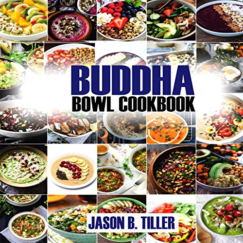 Buddha Bowl Cookbook  By  cover art