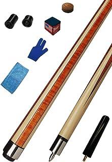 PA26 2 Piece 13mm Tip Pool Stick Professional 58
