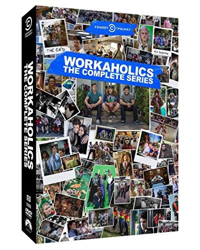 Workaholics: Die komplette Serie, englisch