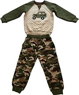 Baby Boys' Quilted Pant Set