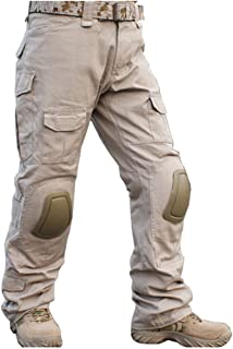 Paintball Equipment Tactical Emerson Combat Gen2 Pants Tan