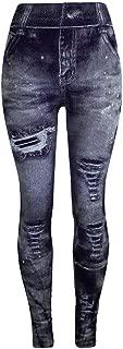Slim Nine-minute Pants Women Jeans Bottom Pants Coloured Hip-up Super Bomb Leggings
