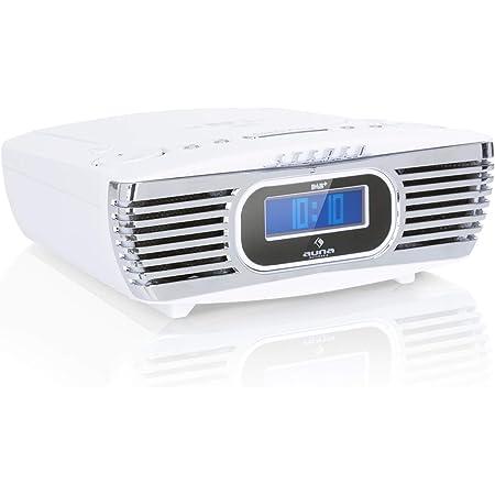 Auna Dreamee Dab Radiowecker Mit Cd Player Elektronik