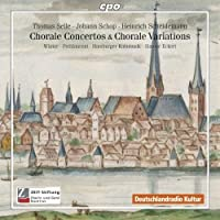 Chorale Concertos & Chorale Variations by VARIOUS ARTISTS (2008-11-18)