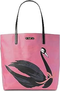 Kate Spade Swan Around Bon Shopper