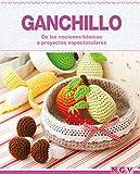 Ganchillo - De las nociones básicas a proyectos espectaculares: Las técnicas más importantes y más de 35 proyectos para realizar (Hecho a mano)