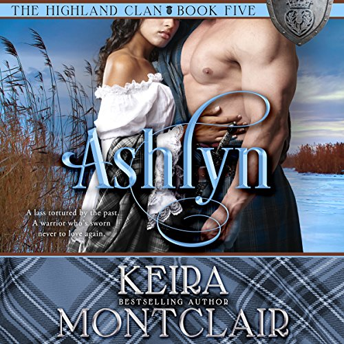 Ashlyn audiobook cover art