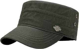 Legou Men's Cotton Breton Style Military Caps