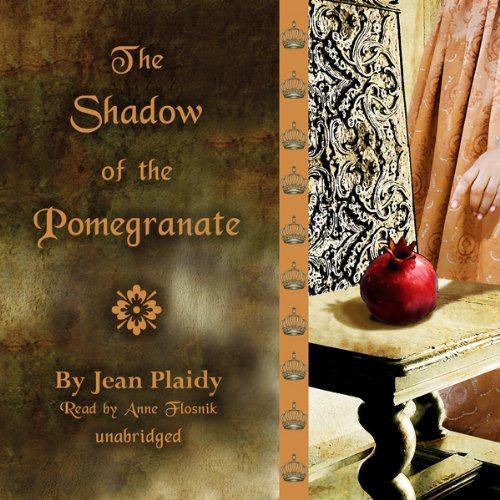 The Shadow of the Pomegranate audiobook cover art