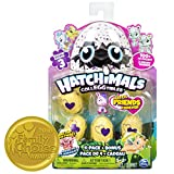 Hatchimals à Collectionner - 6041341 - Pack de 5 Figurines - Modèles Aléatoires - Saison 3