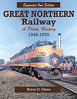 Great Northern Railway Photos