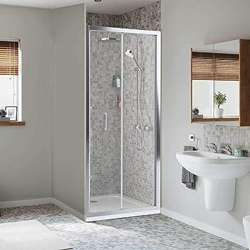 Coram Showers Gb5 Bi Fold Door 800mm X 1800mm Amazon Co Uk Diy Tools