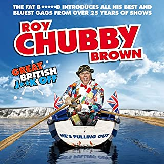 Roy Chubby Brown Great British J**k Off cover art