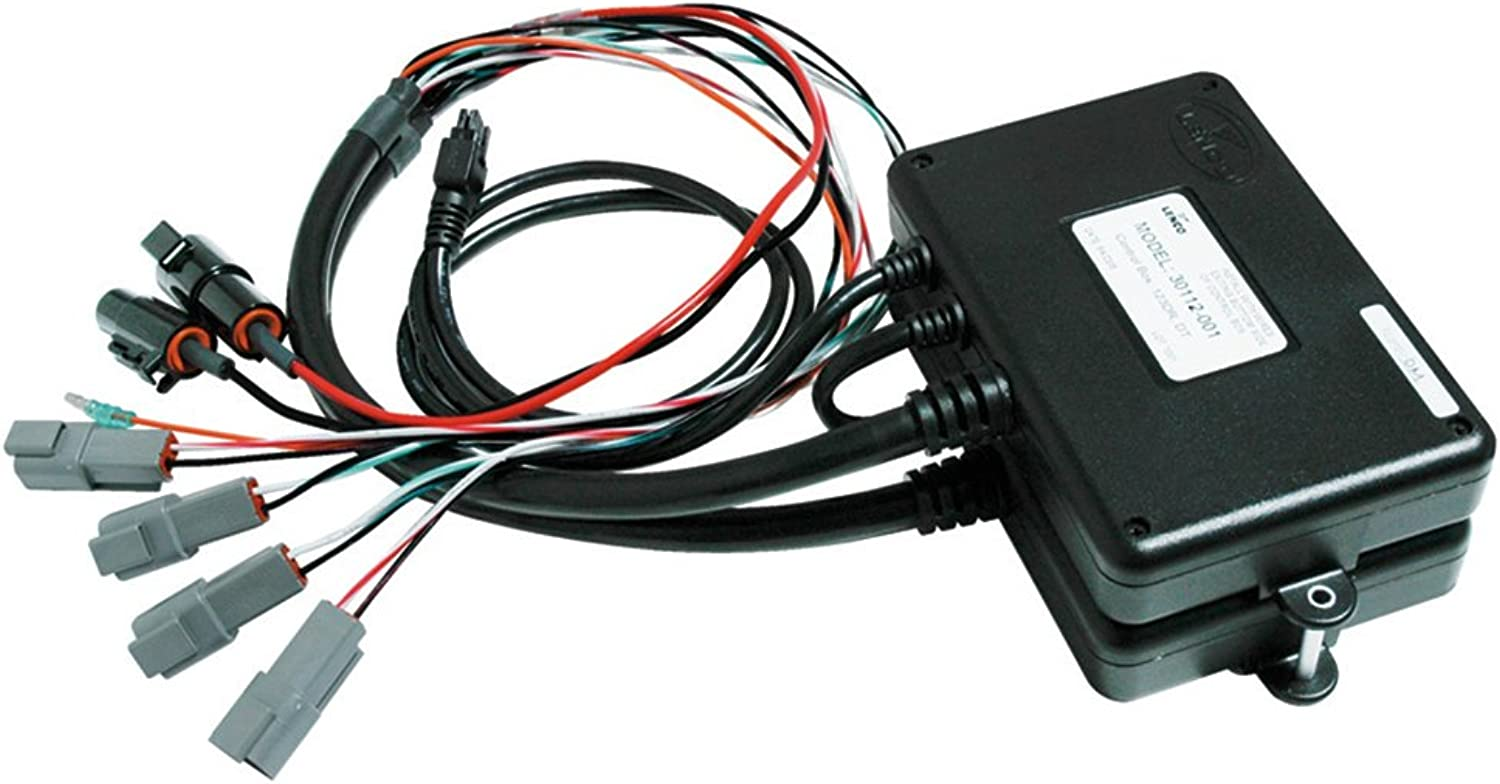 Lenco LED Indicator TwoPiece Tactile Switch Kit w Pigtail f Dual Actuator Systems