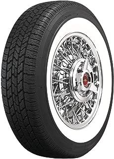 Coker Tire 597020 Coker Classic 2 3/4 Inch Whitewall 225/75R15
