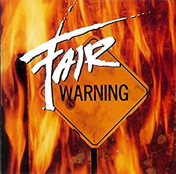 Fair Warning (Remastered) (Japan Only)