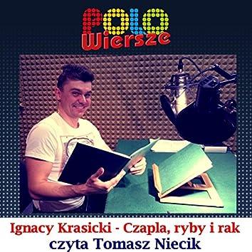 POLO Wiersze - Ignacy Krasicki - Czapla, ryby i rak
