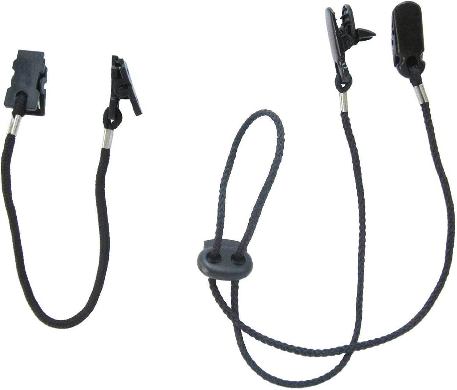 Popularity Tvoip Set of 2 Cap Clips and Clip Chin Hat Unive Sale Special Price Windproof Strap