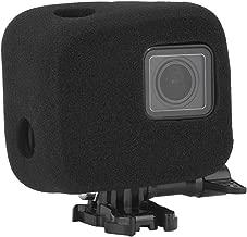 Vbestlife Camera Windscreen Foam Windshield Windslayer Wind Slayers Compatible  Frame Mount Housing Case for Gopro Hero Camera Case Cover
