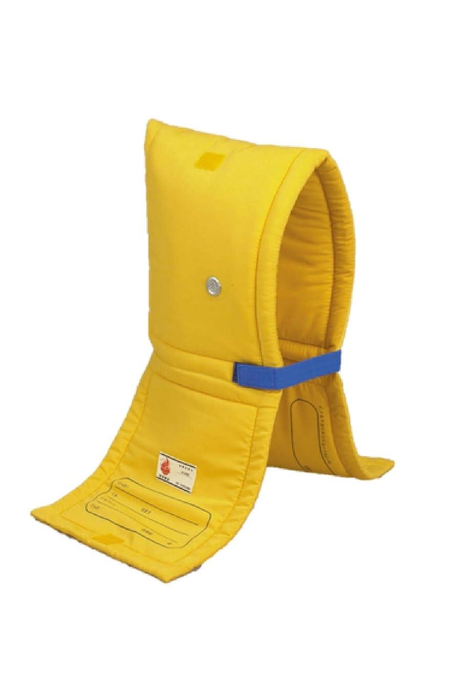 変更可能同種のこだわり日本防炎協会認定品 防災頭巾SLタイプ 3~7才 約54×25cm 90079