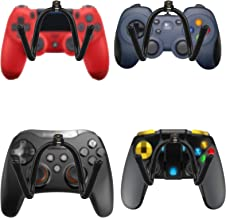 Universal Game Controller Organizer Wall Rack Wall Mount Wall Clip Wall Hanger for Xbox One PS4 Switch Pro Game Controller...