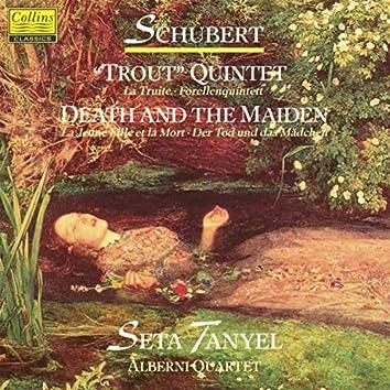 "Schubert: ""Trout"" Quintet - Death and the Maiden"
