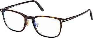 Tom Ford FT 5699-B BLUE BLOCK Dark Havana 53/19/145 men eyewear frame