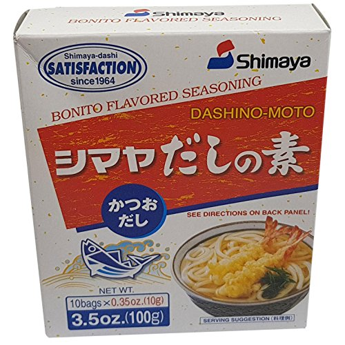 Shimaya Dashi Fish Stock - 100 g