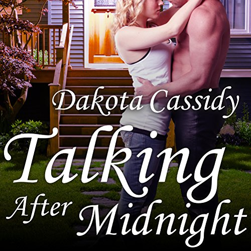Talking After Midnight audiobook cover art