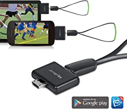 MyGica tv Tuner for Watching ATSC Digital TV Anywhere You go with Android Mobile or Pad (PT681)