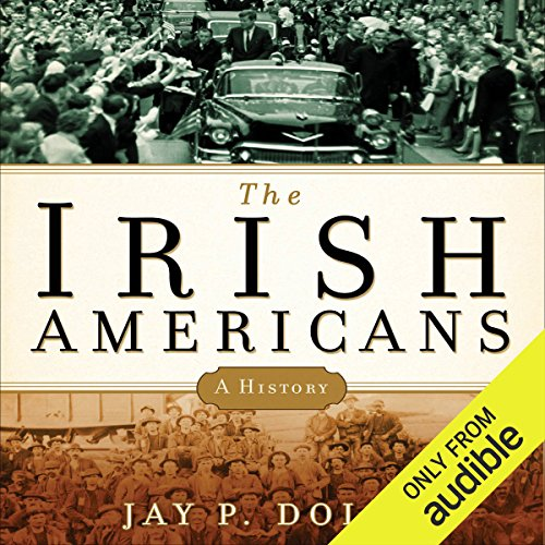 The Irish Americans cover art