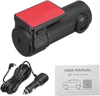 Vektenxi /Ventosa para el autom/óvil para el Soporte de la c/ámara del Tablero de Instrumentos Grabadora de Video del veh/ículo en el Parabrisas y Montaje en el Tablero de Instrumentos con Adaptador de