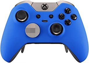 blue xbox one controller shell