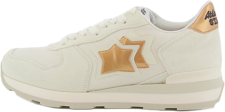 ATLANTIC STARS Vega BO86B White shoes Vega Woman