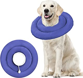 BABYLTRLL Dog Cone Collar for After Surgery, Soft Pet...