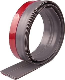 Petift Door Draft Stopper,Door Strip,Self-Adhesive Door Sweep Soundproof Weather Stripping Draft Stopper,Under Door Draft Blocker Seal Noise Stopper, 2