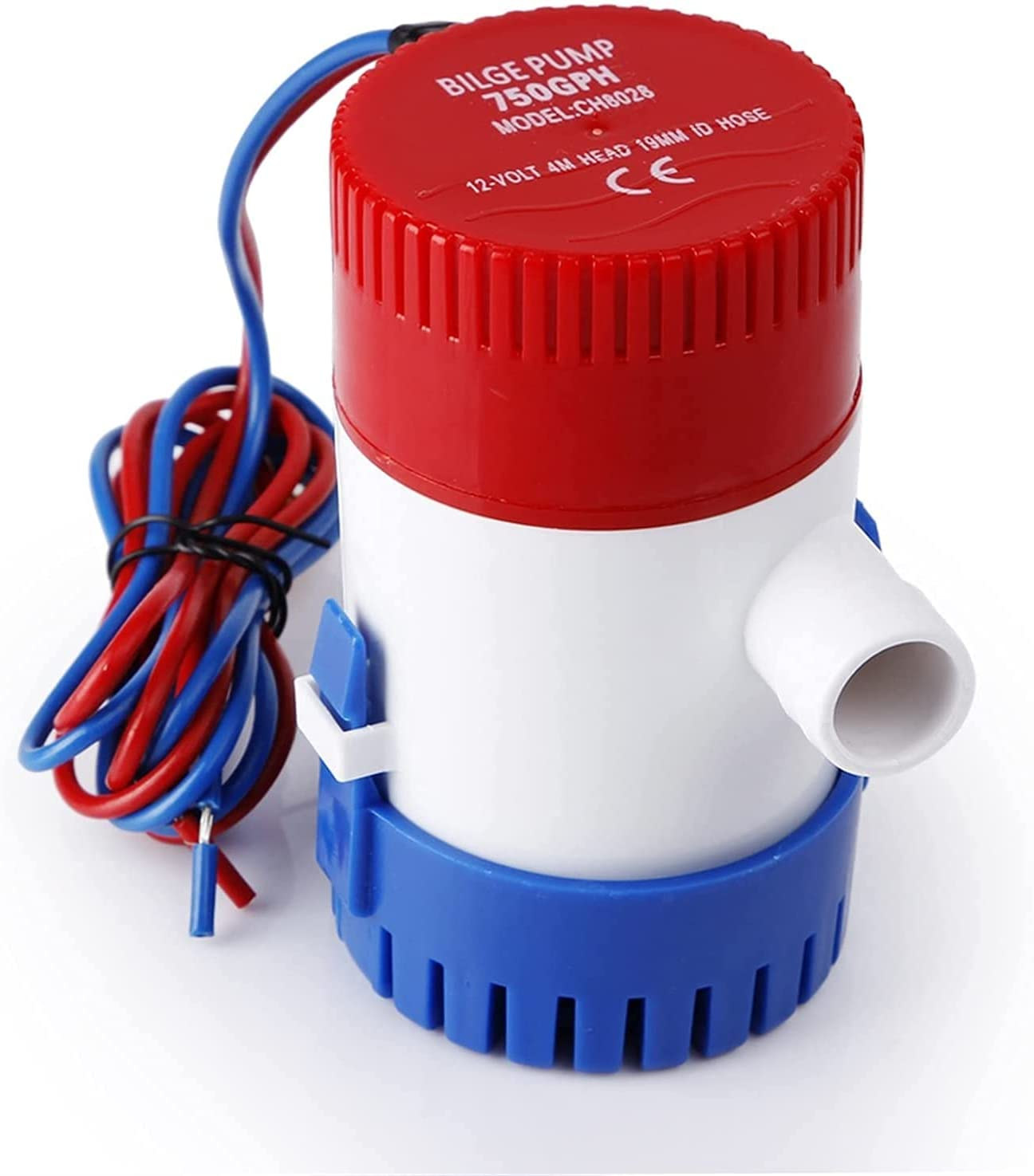 DAYDAY helper Weekly update Automatic Submersible Small 12V Boat Baltimore Mall 75 Pump Bilge