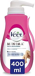 Veet 5701092103017 Crema Depilatoria ontharingscrème, 400 ml