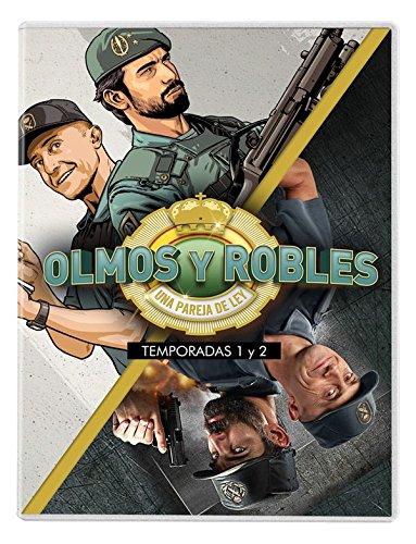 Olmos y Robles T1+T2 [DVD]
