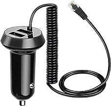 Radar Detector DC Vehicle Lighter Power Cord for Escort Valentine One V1 Beltronics..