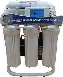 PUR Booster 5 niveaux 600 GPD Système d'osmose inverse sans fil