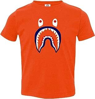 New Graphic Shirt Bape Little Kids Girls Boys Toddler T-Shirt