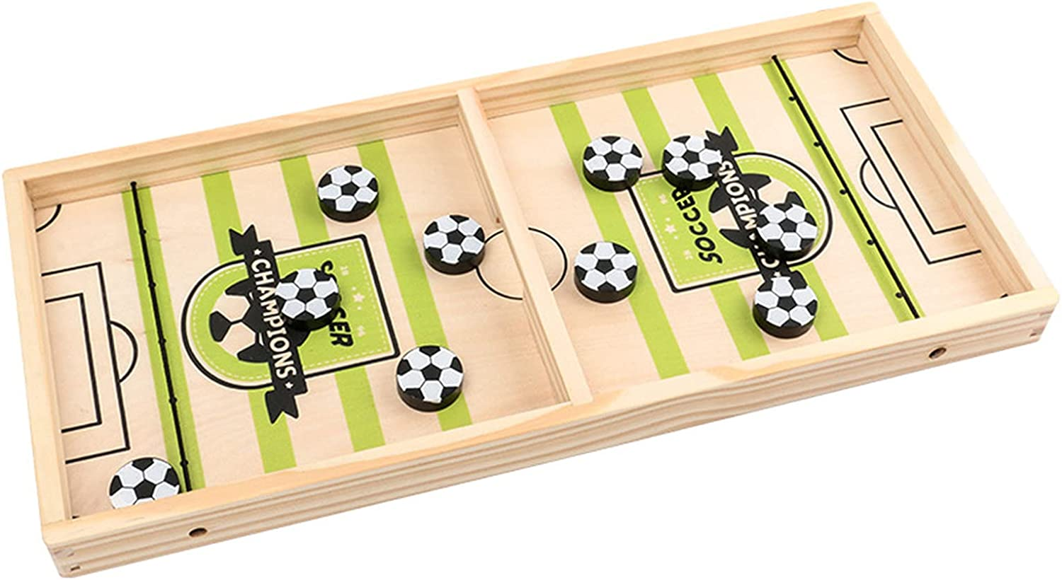 Cheap mail Limited time for free shipping order shopping Yajun Fast Sling Puck Game 2 in Hockey Board F Ice Winner 1