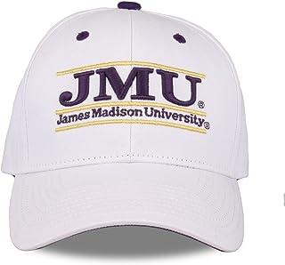 The Game JMU Bar NCAA Bar Design Adjustable Hat