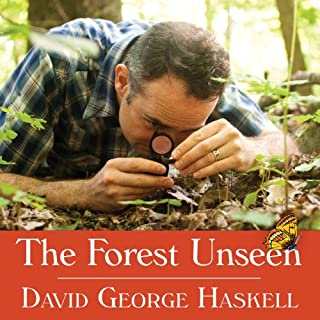 The Forest Unseen audiobook cover art