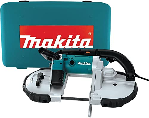 popular Makita online 2107FZK 6.5 Amp Variable Speed Portable online sale Band Saw with L.E.D. Light, Case and without Lock-On online