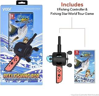 Reel Fishing Rod Bundle - Nintendo Switch